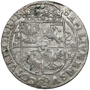 Zygmunt III Waza, Ort Bydgoszcz 1622 - PRVS M - NE N SV