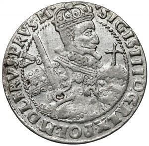 Zygmunt III Waza, Ort Bydgoszcz 1622 - PRVS M