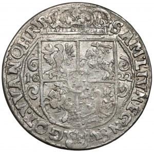 Zygmunt III Waza, Ort Bydgoszcz 1622 - PR M - błąd VVAN - b.rzadki