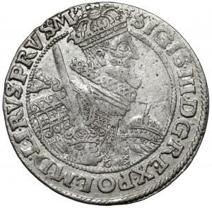 Zygmunt III Waza, Ort Bydgoszcz 1622 - PRVS M - typ II