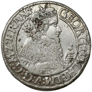 Prusy, Jerzy Wilhelm, Ort Królewiec 1622 - znak tylko na Aw.