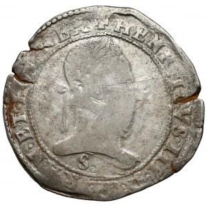 Henryk Walezy, Frank 1578 (?) S, Troyes