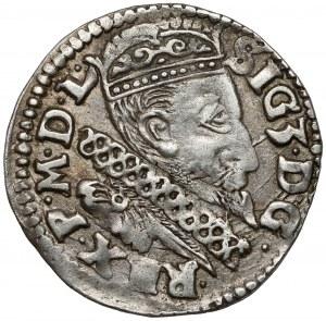 Zygmunt III Waza, Trojak Lublin 1600