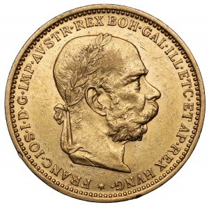 Austria, Franciszek Józef I, 20 koron 1894