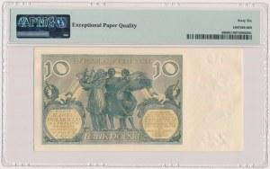 10 złotych 1929 - Ser.FD
