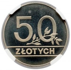 50 złotych 1990 - LUSTRZANKA