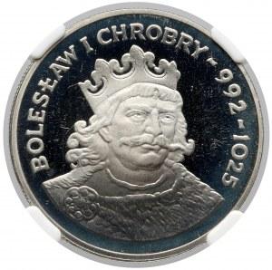 50 złotych 1980 Bolesław I Chrobry - LUSTRZANKA