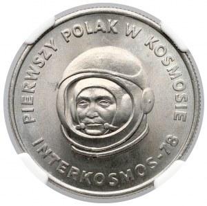 20 złotych 1978 Interkosmos