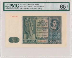 50 złotych 1941 - C