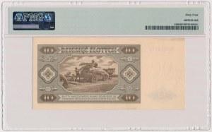 10 złotych 1948 - D
