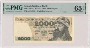 2.000 złotych 1977 - A