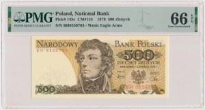 500 złotych 1979 - BH
