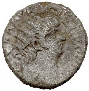 Neron (54-68 n.e.) Prowincje rzymskie, Aleksandria, Tetradrachma - Poppea