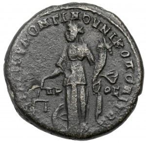 Makrynus (217-218 n.e.) Moesia Inferior, Nikopolis AE 26