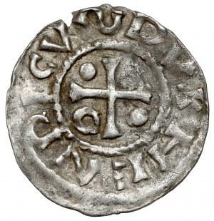Augsburg(?), Heinrich V (?), Denar