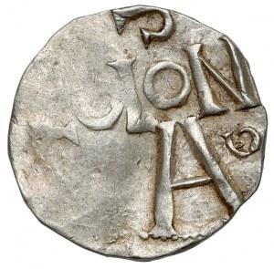Köln, Otto II / III, Denar o.J.