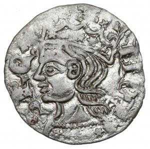 Spain, Kingdom of Castile and Leon, Alfonso XI (1312-1350) Dinero