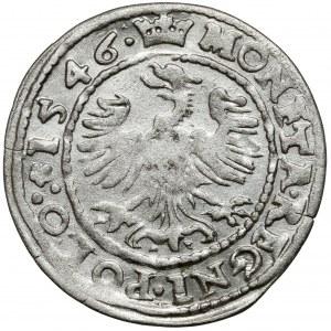 Zygmunt I Stary, Grosz Kraków 1546 ST