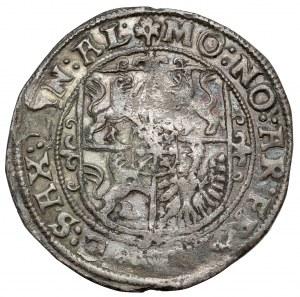 Sachsen-Altenburg, Johann Philipp, Friedrich, Johann Wilhelm, Friedrich Wilhelm II, 24 kreuzer o.J. (1621) Kipper