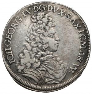Saschen, Johann Georg IV, 2/3 taler (Gulden) 1692