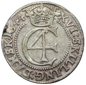 Denmark, Christian IV, 16 Skilling Dansk 1644