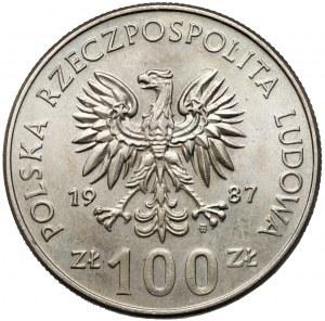 Destrukt 10 złotych 1987 Kazimierz Wielki - ciekawy