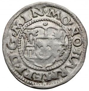 Hochstift Minden, Hermann von Schauenburg, 1/24 taler 1578