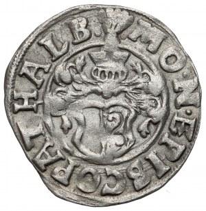 Halberstadt-Bistum, Christian von Braunschweig, 1/24 taler 1618 HS