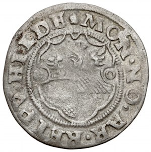 Hildesheim, Maximilian II, 1/24 taler 1573