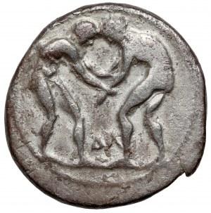 Grecja, Pamfilia, Aspendos (VI-III w. p.n.e.) Stater