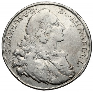 Bayern, Maximilian III. Joseph, Taler 1764