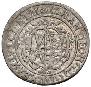 Saschen, Johann Georg I, 1/24 taler 1632