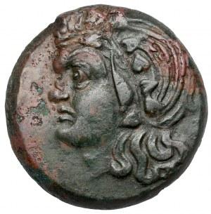 Grecja, Tracja / Chersonez, Pantikapajon (IV-III w. p.n.e.) Brąz