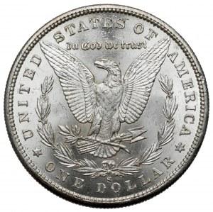USA, Dollar 1880-S, San Francisco - Morgan Dollar