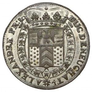 Switzerland, Neuchâtel, Alexandre Berthier, Batz 1807