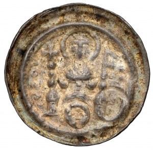 Archbishopric of Magdeburg, Albert I of Käfernburg (1205-1232) Brakteat / Moritzpfennig