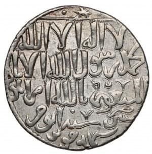 Turcy Seldżucy z Rum (Anatolia), Trzech braci, Qūnya/Konya, AH 654 (AD 1256/1257), dirham