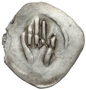 Pfalz-Oberpfalz, Ruprecht I (1350-1390) Heller (Hand heller)