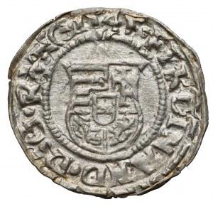 Hungary, Ferdinand I (1526-1564) Denar 1545 KB