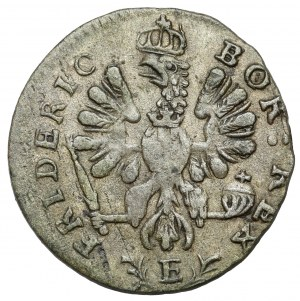 Preussen, Friedrich II, 2 Gröscher 1755-E