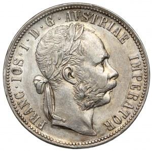 Austria, Franciszek Józef I, Floren 1887