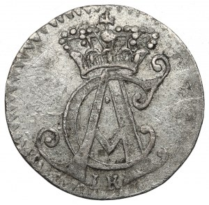 Hochstift Münster, Clemens August von Bayern, 1/48 taler 1745 IK