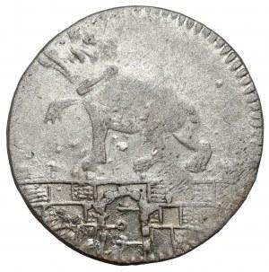 Anhalt-Bernburg, 6 pfenning 1751