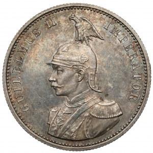 German East Africa, Wilhelm II, Rupie 1890
