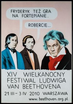 Marcin Maciejowski, XIV WIELKANOCNY FESTIWAL LUDWIGA VAN BEETHOVENA, 2009