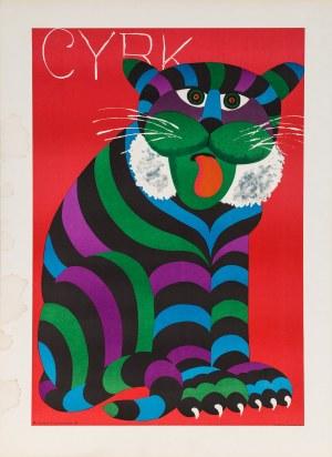 Hubert HILSCHER Tygrys, 1971 r.