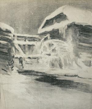 Ruszczyc Ferdynand, MŁYN, 1897