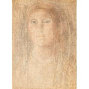 Kulisiewicz Tadeusz, Portret kobiety ze Szlembarku, 1939