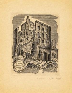 Kosmulski Leon, Dom na Rynku Starego Miasta w Warszawie, 1946