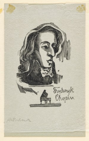 Młodzianowski Adam, Fryderyk Chopin, lata 40. XX w.